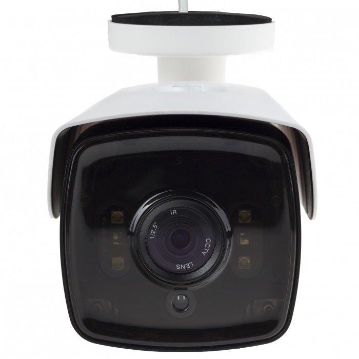 Bezpečnostní IP kamera Secutek SLG-LBB60SL200WL s alarmem