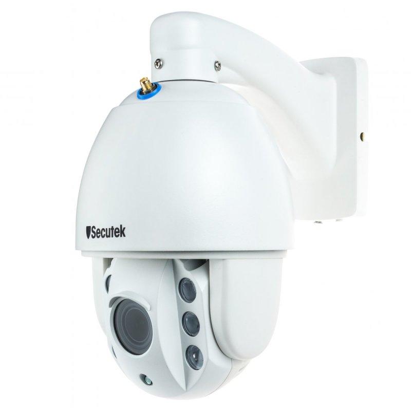 BAZAR - Otočná IP kamera Secutek SBS-SD37W
