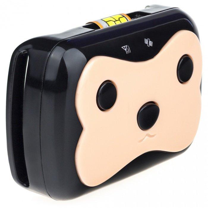 GPS lokátor v obojku pro domácí mazlíčky