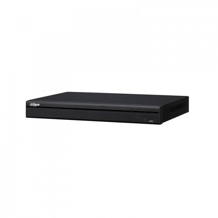 Dahua NVR4232-4KS2 IP Videorecorder, 32 IP Kameras, 8MP, 2x SATA