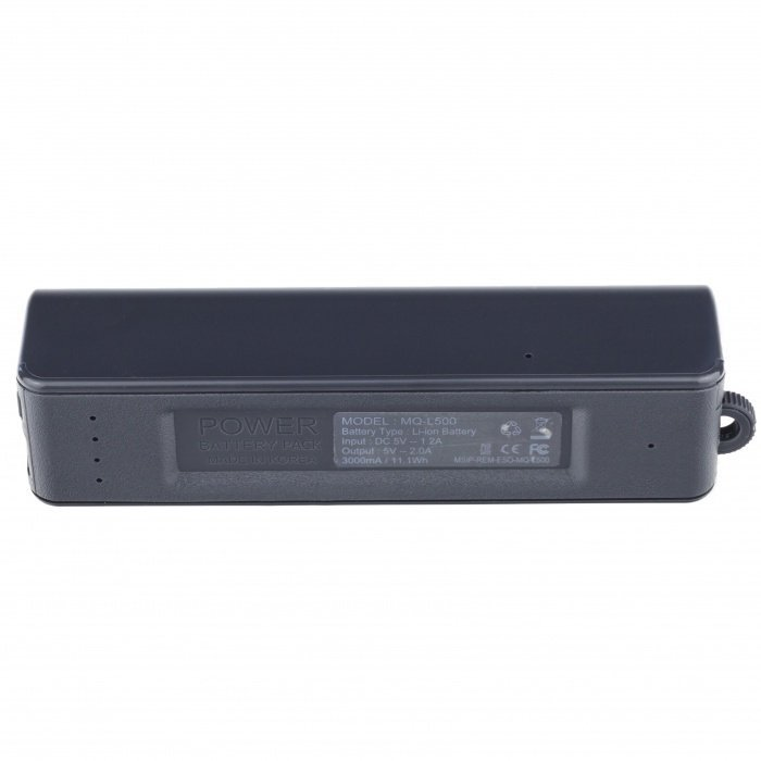 Diktafon Esonic MQ-L500 in der Powerbank, 16GB