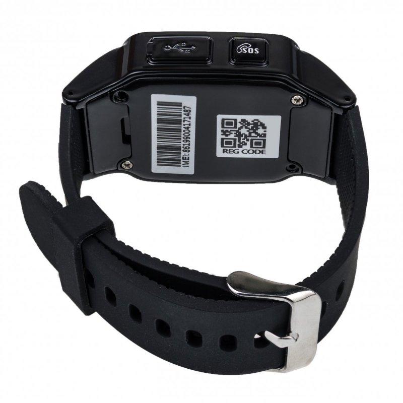 GPS hodinky Secutek SWX-EW100 Plus pre seniorov