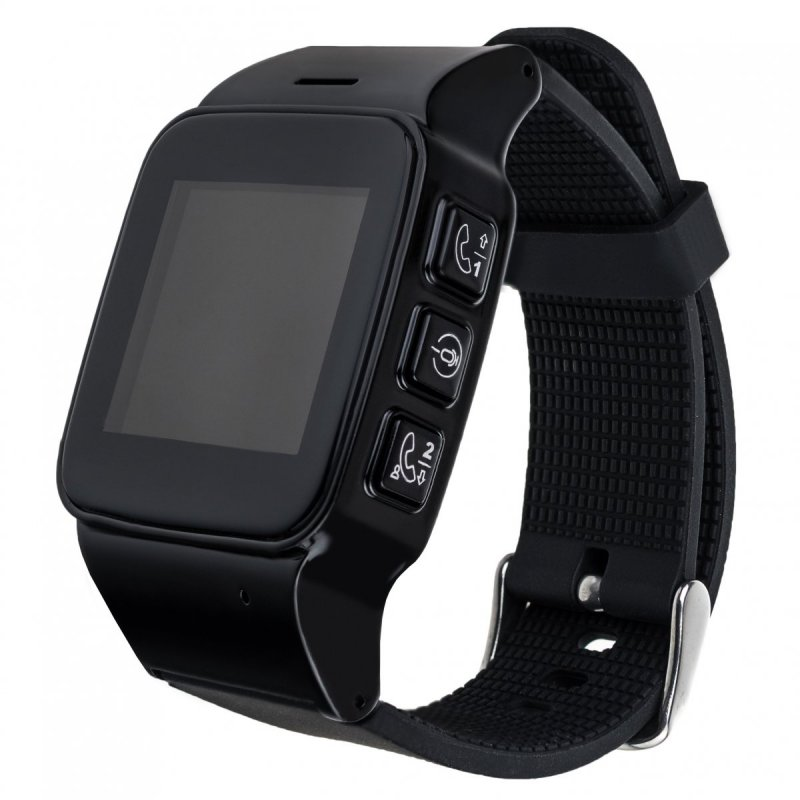 GPS Armbanduhr Secutek SWX-EW100 Plus für Senioren