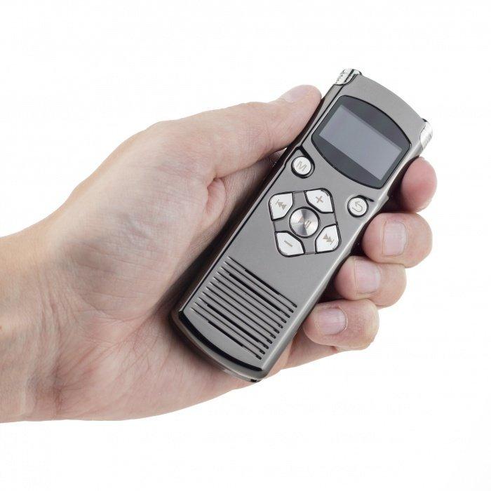 Profesionálny digitálny diktafón DVR-616