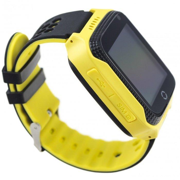 Kinderarmbanduhr mit GPS Tracker Secutek SWX-GW500S
