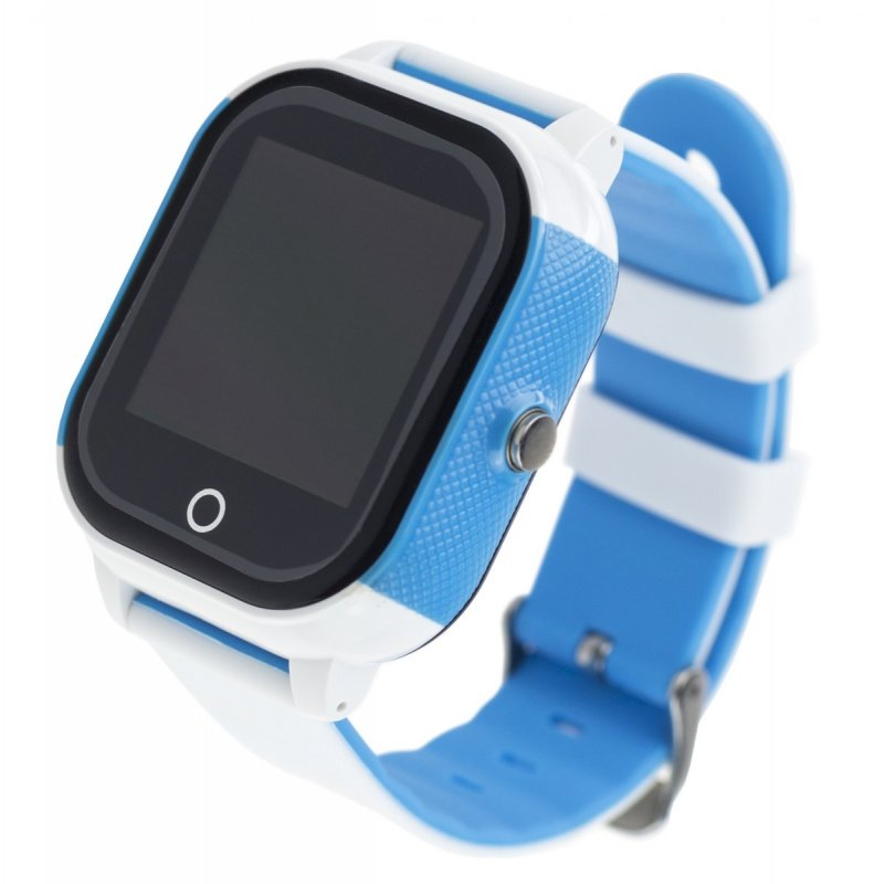 Kinder-Armbanduhr mit GPS Tracker Secutek SWX-GW700S