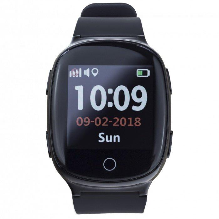 SPYtech BAZAR - GPS hodinky Secutek SWX-EW100S pro seniory