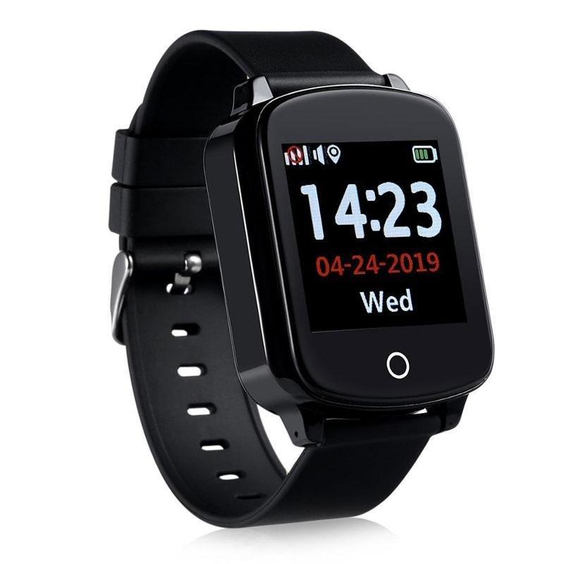 GPS hodinky pre seniorov Secutek SWX-EW200S