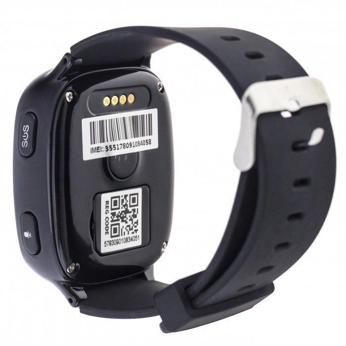 BAZAR - GPS hodinky Secutek SWX-EW100S pro seniory