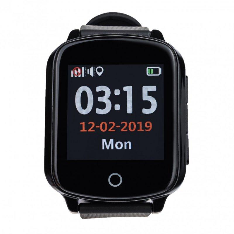 GPS Armbanduhr Secutek SWX-EW200S für Senioren