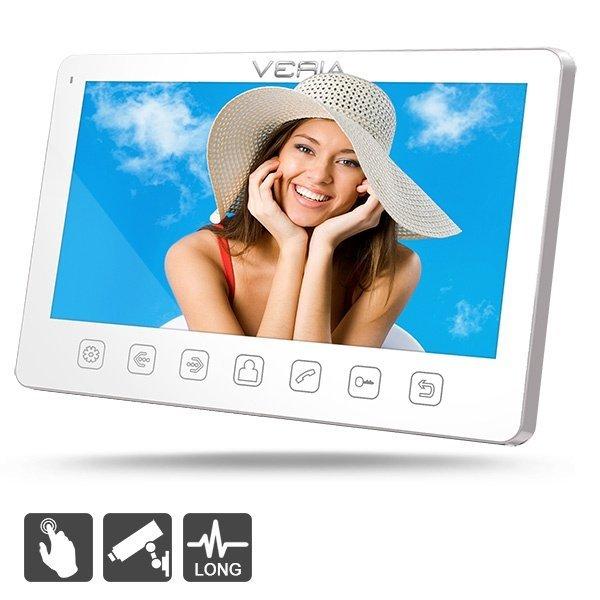 """LCD monitor Veria 7070 - 7"""" více barev Veria Bílá barva více barev"""