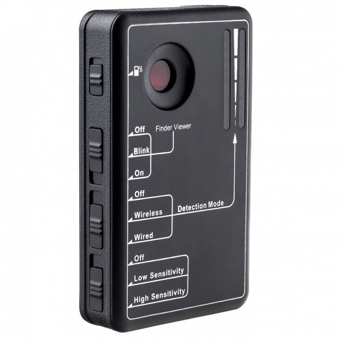 Detektor odposlechů a skrytých kamer Lawmate RD-30
