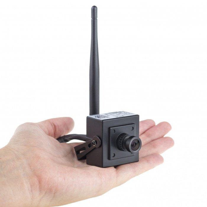 IP Minikamera Secutek SBS-B09W - 5 MP, PoE