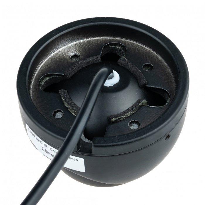 2MP AHD kamera do auta Secutek SBR-TC-616 - FULL HD, 110º, IR