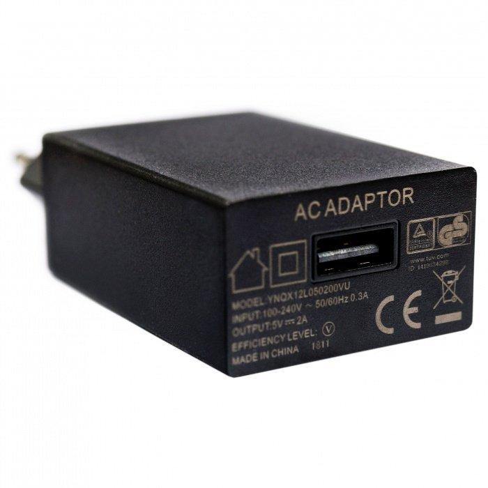 Univerzálny 5V / 2000mA USB napájací adaptér