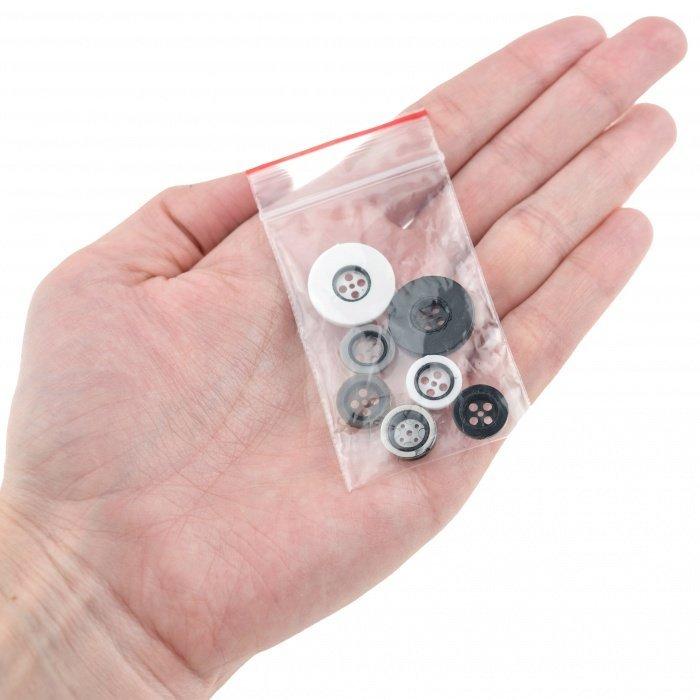 Sada náhradních knoflíků k minikameře v knoflíku MT-N4131