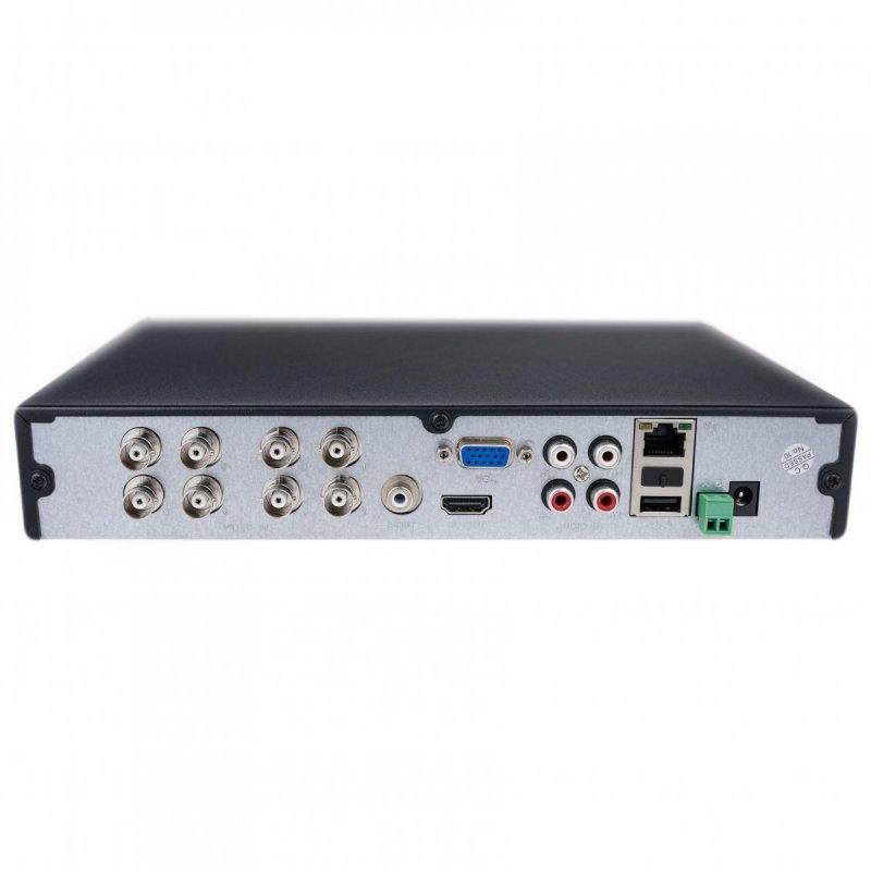 Secutek XVR2004PGHA20 kamera szett - 4x kültéri kamera, 1080P
