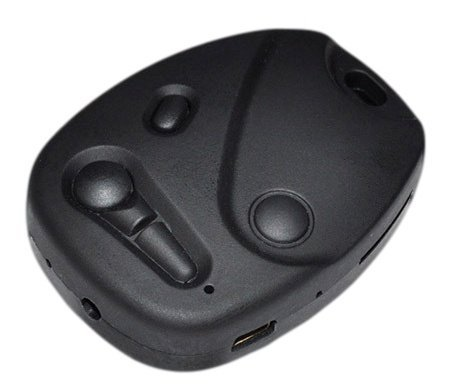 Secutron SpyKey HD - 720p, 60 minut záznamu