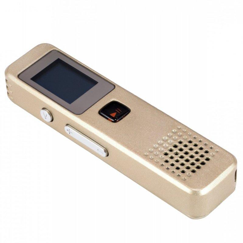 Klasický minidiktafon s nahráváním v PCM kvalitě