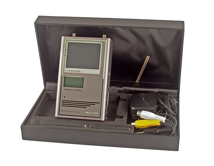 Měřič frekvencí s LCD displejem