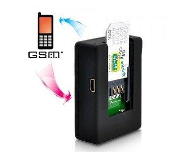 GSM štěnice s hlasovou aktivací a vibračním senzorem