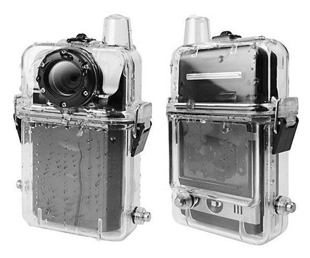 X-Eye kamera s rentgenovým viděním