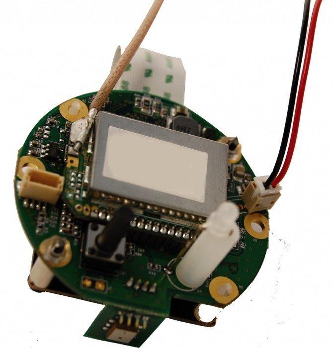 Bezdrátový kamerový modul EXCLUSIVE-RV