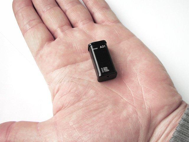 Mikrodiktafon EDIC-mini Tiny A31