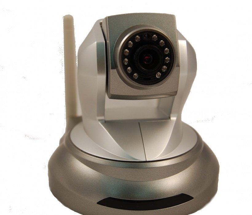 FULL HD WiFi IP kamera s 360° otáčením