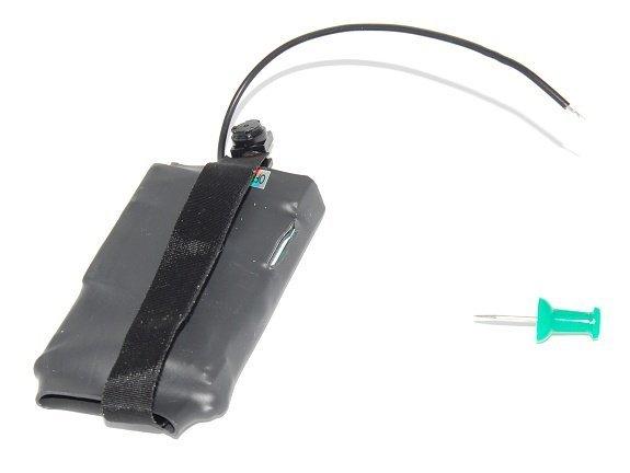 Mini kamerový modul s dálkovým ovladačem
