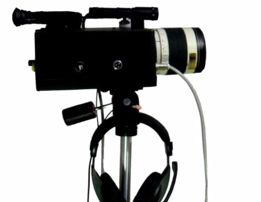 Laserový mikrofon