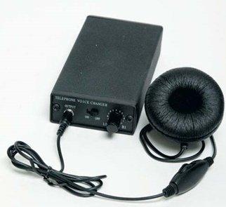 Měnič hlasu pro mobilní telefony