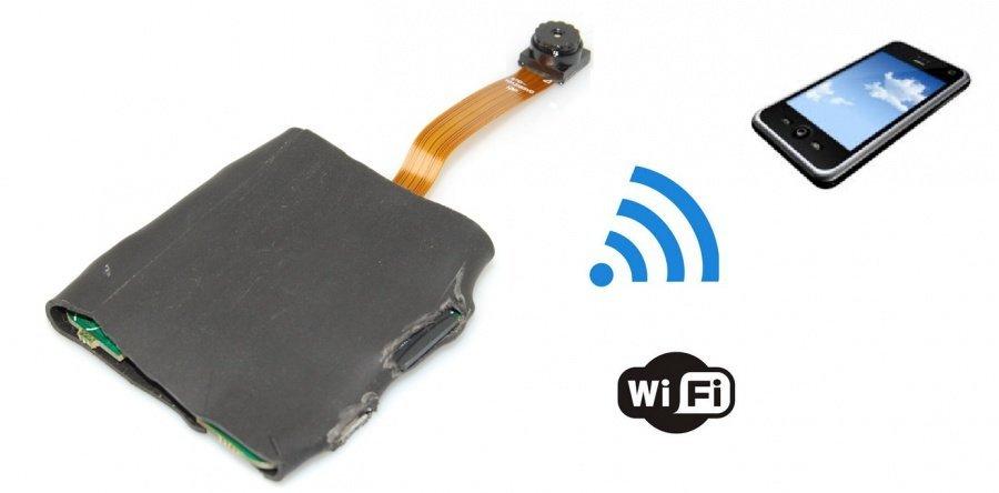 WiFi kamerový modul