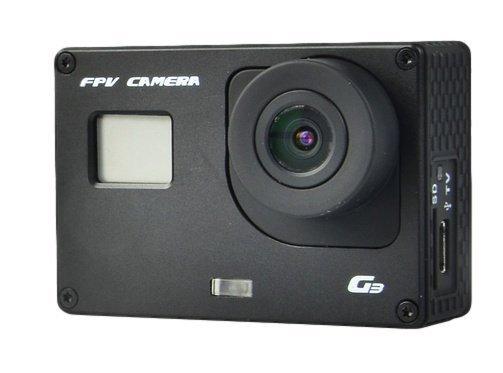Sportovní a FPV kamera G3 - 1080p
