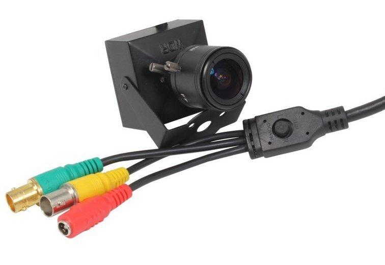 Mini HD-SDI 1080P CCTV kamera - 2,8 - 12mm, WDR