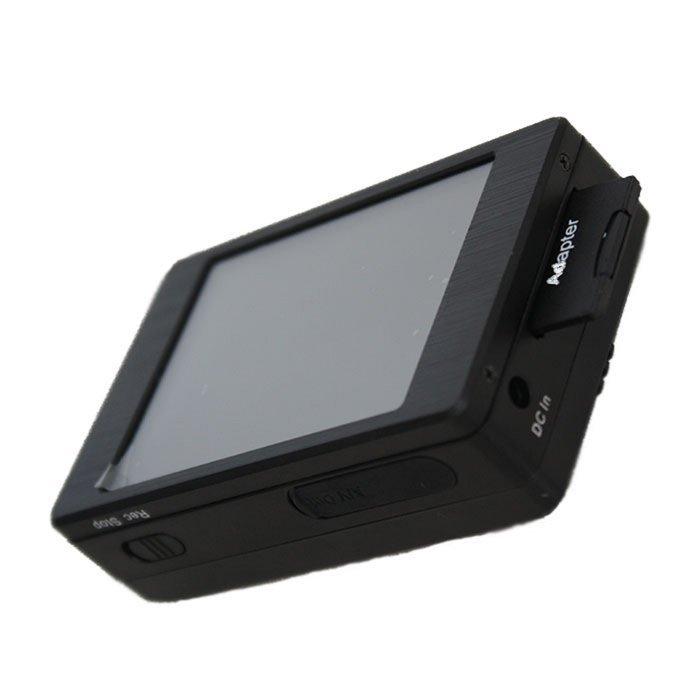 Profesionální přenosné DVR s knoflíkovou kamerou Lawmate PV-500L3 KIT
