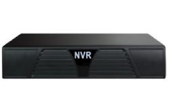 NVR pro IP kamery - 4CH, 1080p