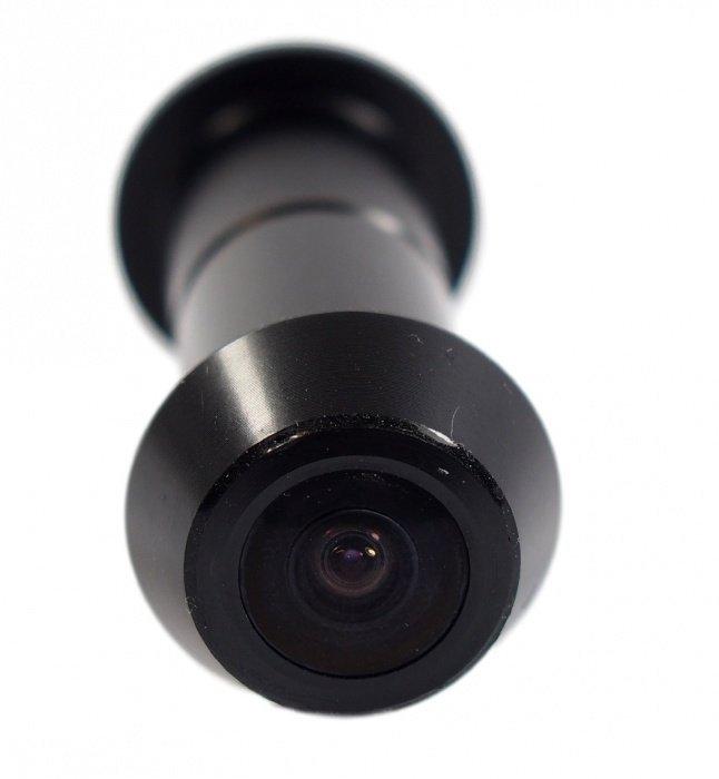 Dveřní kukátko se širokoúhlou kamerou