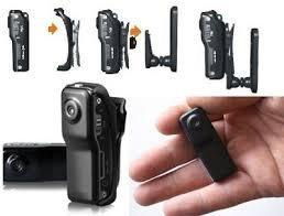 Kovová HD minikamera MD80