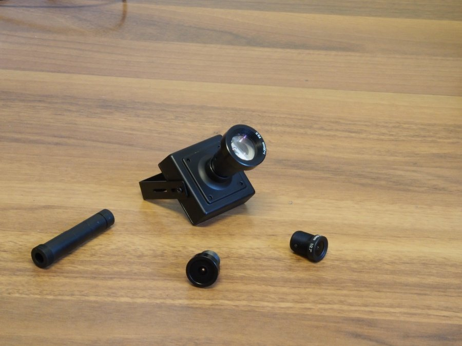 Secutron UltraCam SE-UL40-M+ - 700TVL, 0.00001 LUX, 2.1 - 35mm