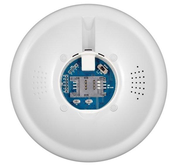 Domovní alarm GS-01 s WiFi, 3G a GSM