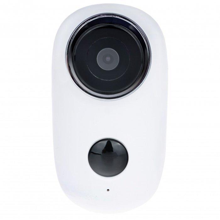 Vonkajšia 100% bezdrôtová IP kamera Secutek SRT-BC02