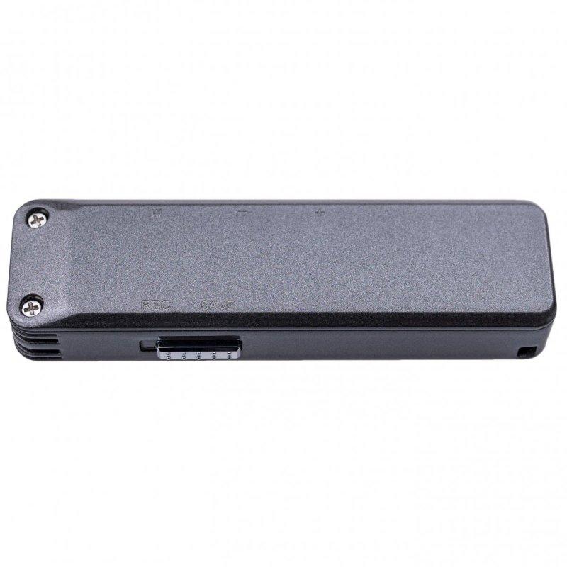 Mini diktafon Q77 s MP3 prehrávačem