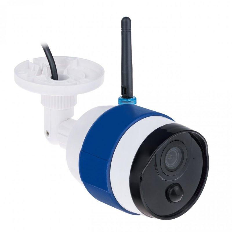100% bezdrôtová solárna WiFi kamera Secutek SLL-C340