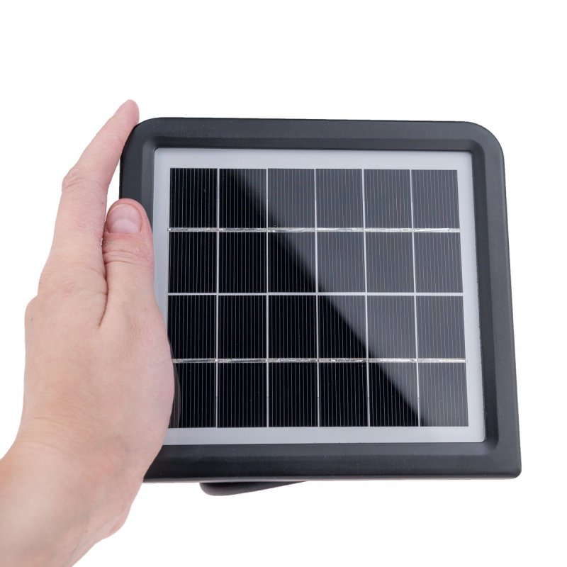100% drahtlose WiFi Solarkamera Secutek SLL-C340