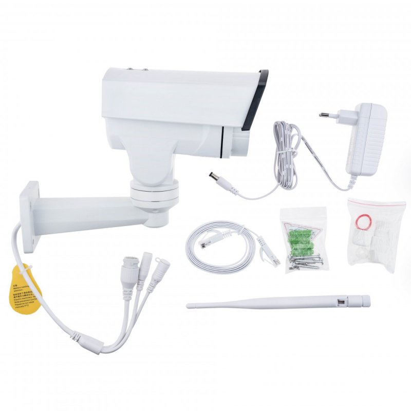 WiFi HD Sicherheitskamera Secutek SBS-B83W