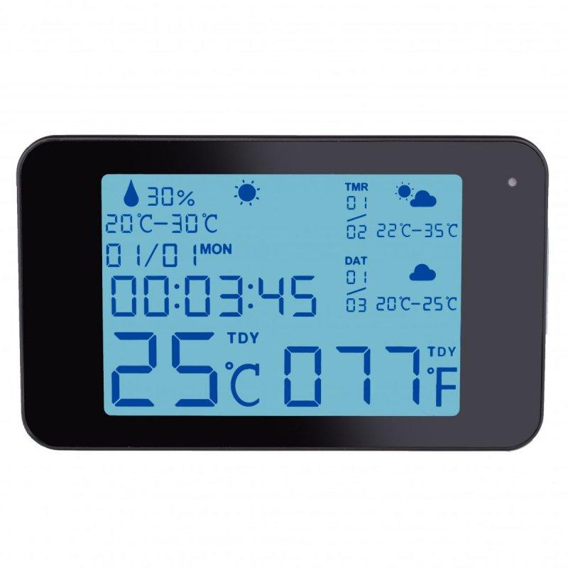 Метеорологични станции със скрита Wi-Fi камера Secutek SAH-WS06