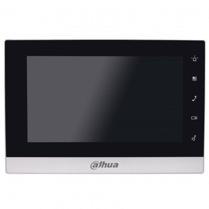 """Dahua VTH1510CH Videomonitor 7"""" - schwarz"""