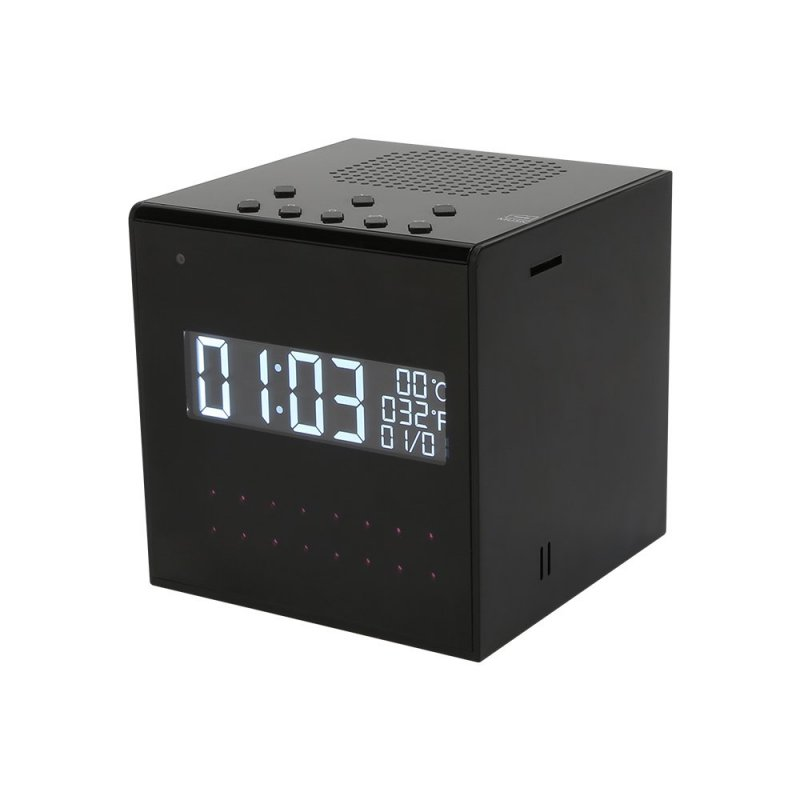 Hordozható hangszóró rejtett WiFi kamerával Secutek SAH-IP029