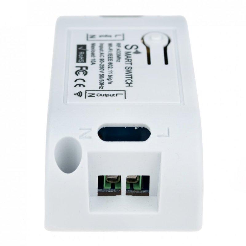 Smart Switch Secutek Smart WiFi SRT-SB002